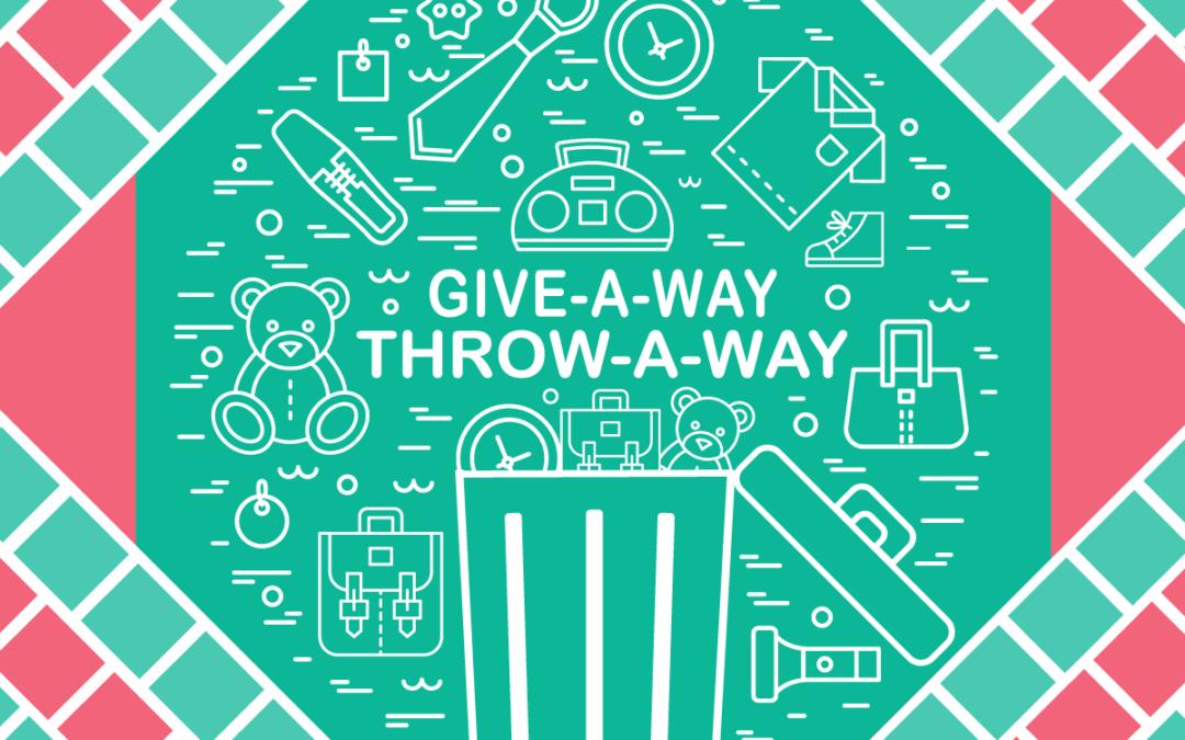 Giveaway? Throwaway?