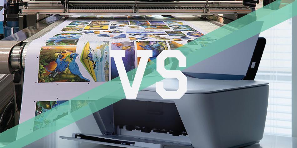 Printing:  Retail vs. Wholesale