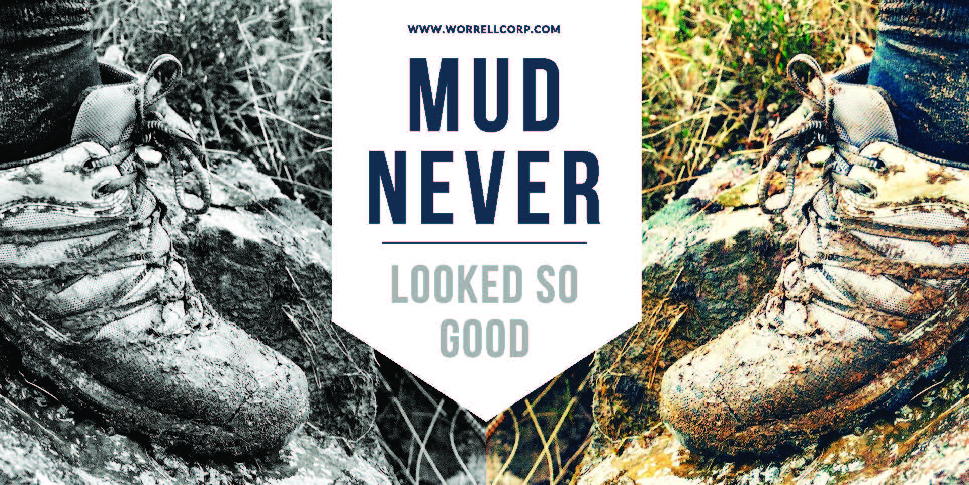 Mud Never Looked So Good