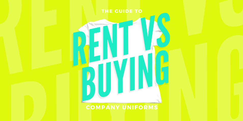 One GREAT reason you want to buy your company uniforms directly from Worrell instead of leasing or renting them from a uniform company.