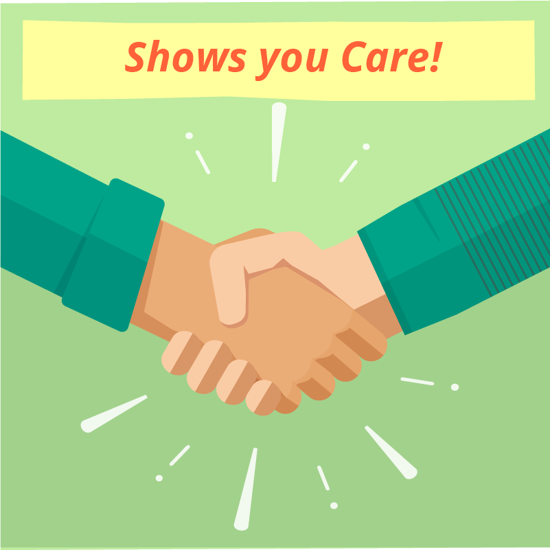Show Customers & Employees You Care