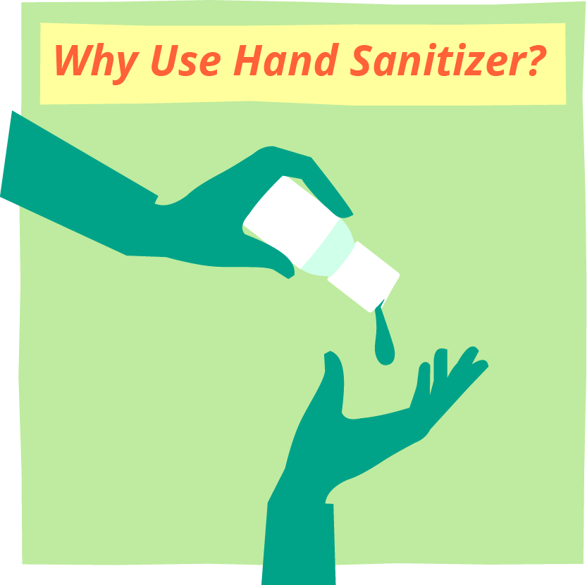 Why Use Hand Sanitizer