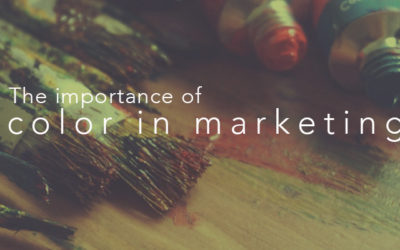 The Psychology of Color – How vital is it in Marketing?